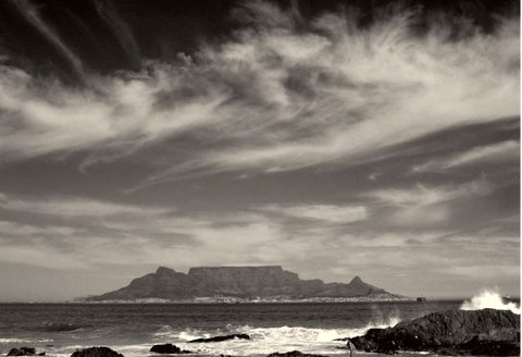 Table Mountain-South Africa