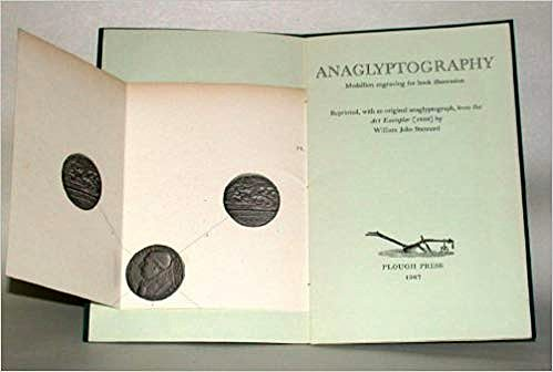 Anaglyptography: Medallion Engraving for Book Illustraton