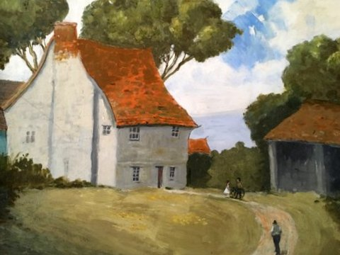 A Suffolk Farmhouse